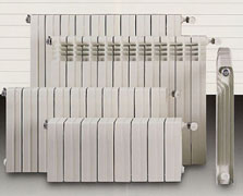 Calefacci n radiadores de alta y baja temperatura - Radiadores para calefaccion ...